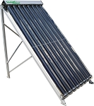 SSS100  Solar Thermal Collector 12 tubes (100mm x 2000mm Tube)
