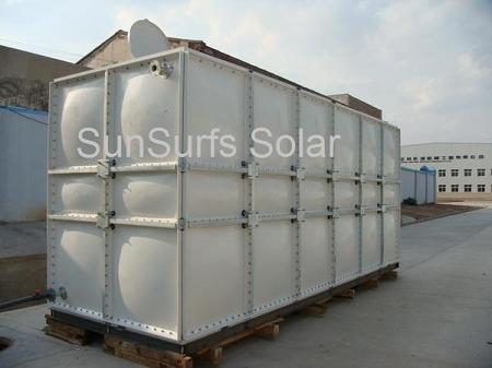 SunSurfs 5200 Gals Fiberglass Water Storage Tank