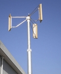 SunSurfs WT3 Vertical Axis Wind Turbine 5000W (5KW)