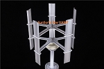 Roof Mount 1000w (1 kw) Vertical Axis Wind Turbine